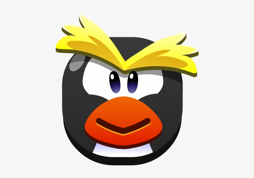 Penguin Emoji Png Png Transparent Stock - Club Penguin