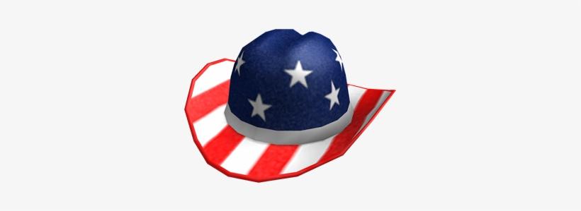 American Cowboy - Roblox American Cowboy Hat - 420x420 PNG Download