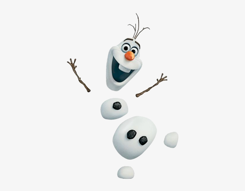 Olaf Svg - Disney Frozen Olaf Clip Art - Png Download - Full Size Clipart  (#1894698) - PinClipart