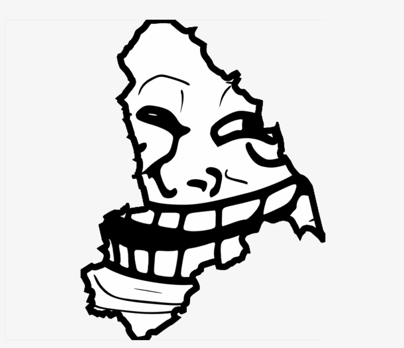 Sad Troll Face Png For Kids Discord Troll Png 1000x814 Png Download Pngkit