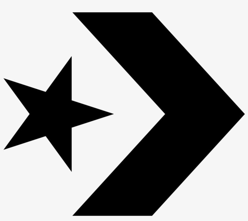 Sports Logo Converse Star Chevron Logo 2272x1704 Png Download Pngkit