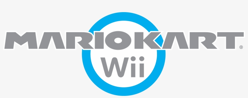 Mario Kart Wii Mario Kart Wii Mario Kart Wii Logo Png