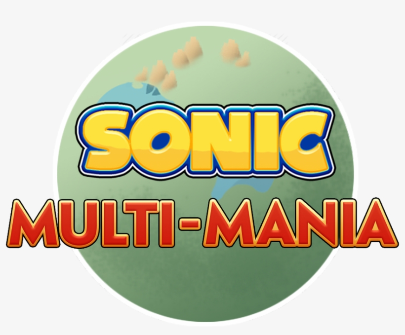 This Is The First Release Of Multi-mania For Sonic - Sonic