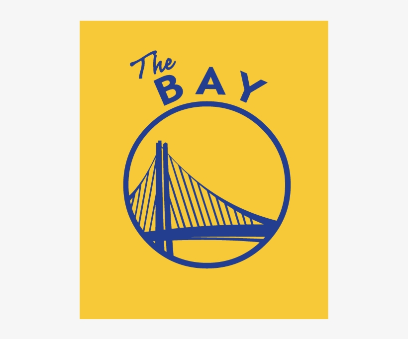 8f34fd32caaf Golden State Warriors Logo - Golden State Warriors The City Logo ...