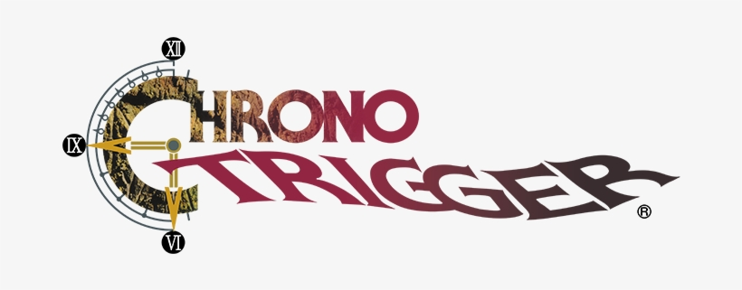 Chrono Trigger Logo Png - 700x251 PNG Download - PNGkit
