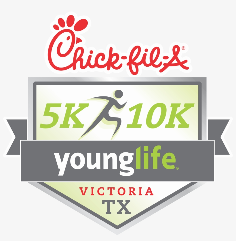 photograph about Eat More Chicken Sign Printable known as Chick Fil A Younger Lifestyle 5k 10k And Pleasurable Operate - Chick Fil A