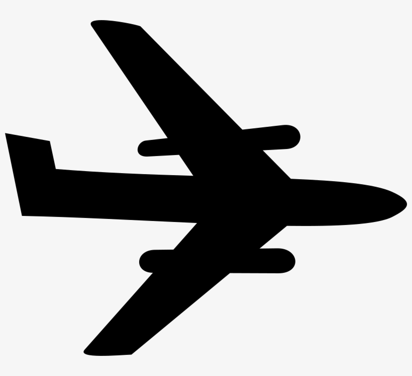 Simple Medium Image Png Flying Plane Clip Art 800x667 Png