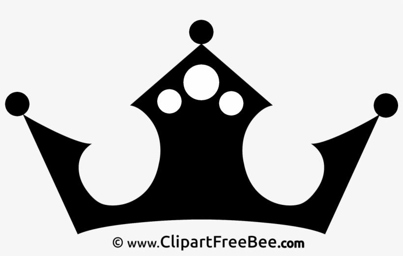 Crown Clip Art Outline Png Couronne Noir Et Blanc 2551x1843