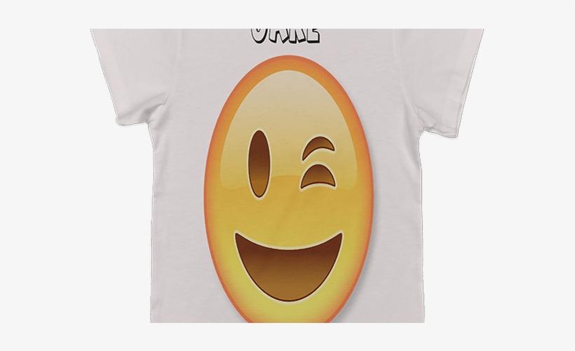 Baby Emoji Shirt - Baby Cloths