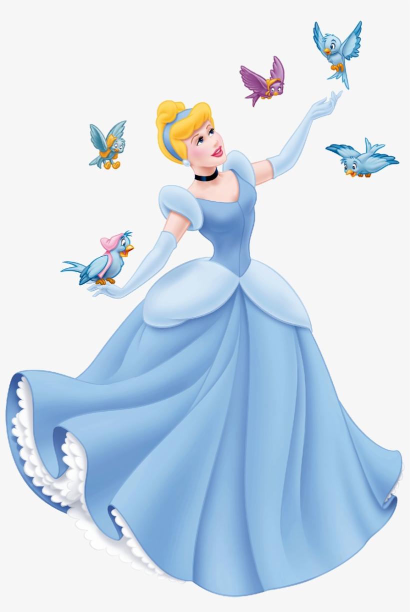 Cinderella Disney Princesses 900x1298 Png Download Pngkit