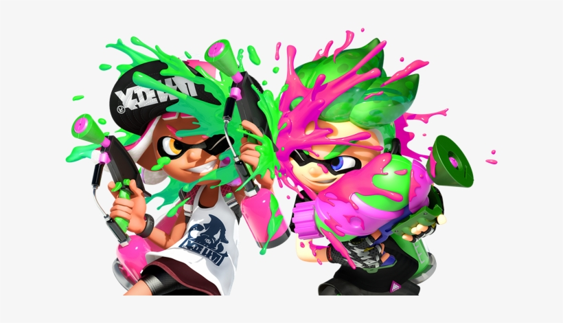 Splatoon 2 World Championship Splatoon 2 630x390 Png