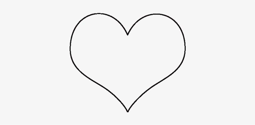 download transparent corazon png image - herz vorlage zum