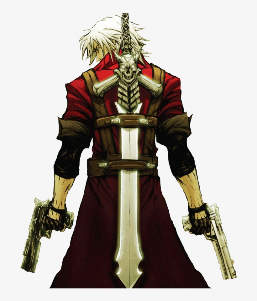 Dante Free Png Image Devil May Cry Wallpaper For Android