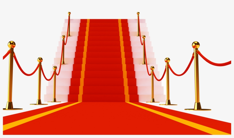 Stairs Stock Photography Clip Art Transprent Png - Red