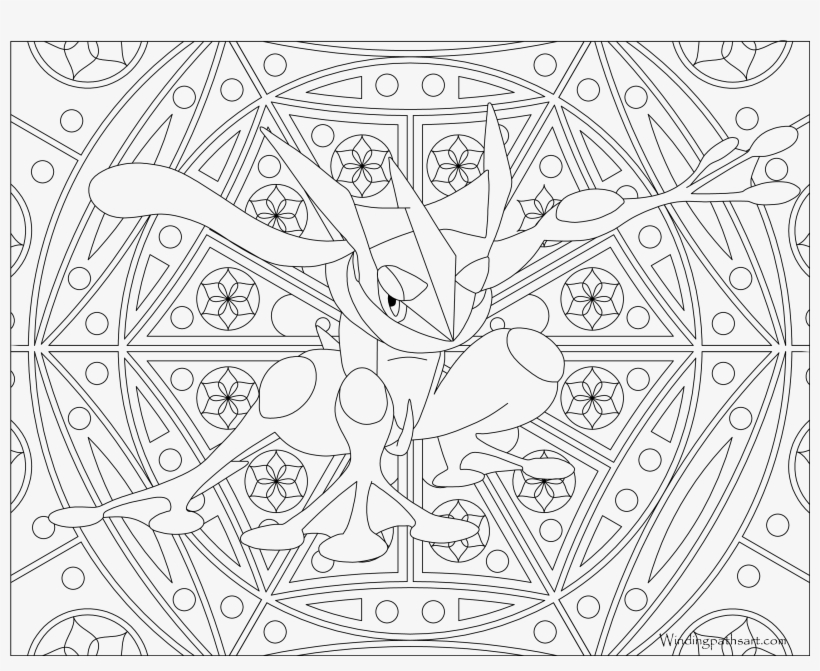 legendary pokemon coloring pages dogs Coloring4free ... | 671x820