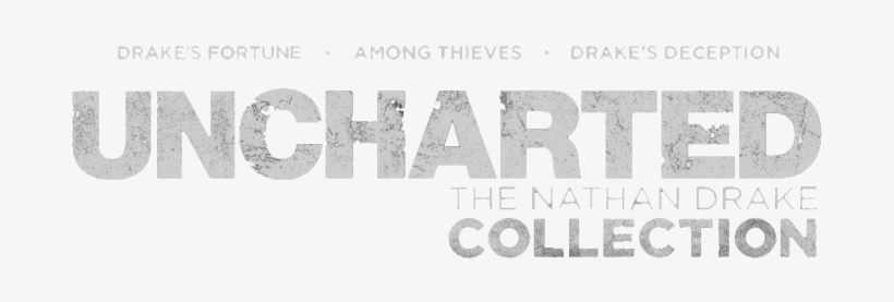 The Nathan Drake Collection Logo Comments Uncharted Nathan Drake