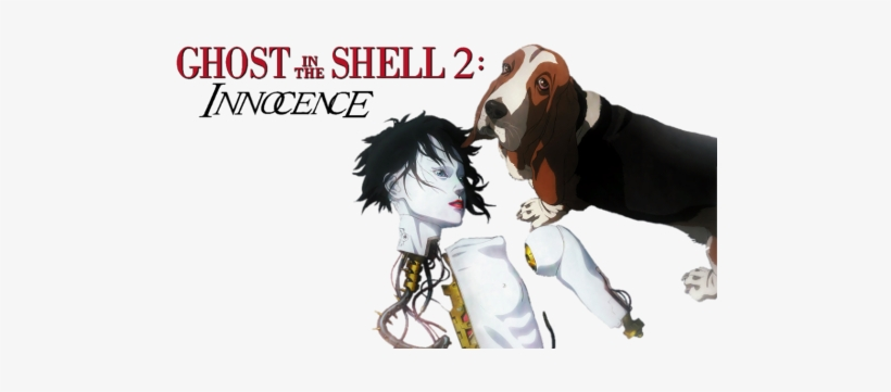 Ghost In The Shell Ghost In The Shell 2 Innocence 500x281 Png Download Pngkit