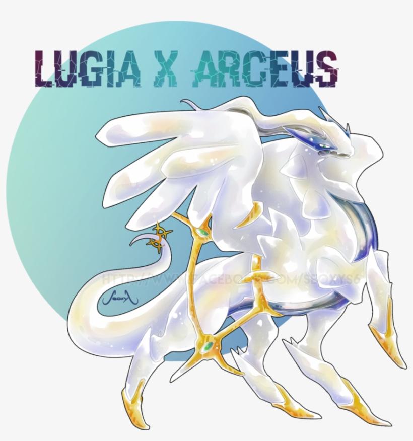 X Arceus By Seoxys On Deviantart Fusion - Lugia Arceus