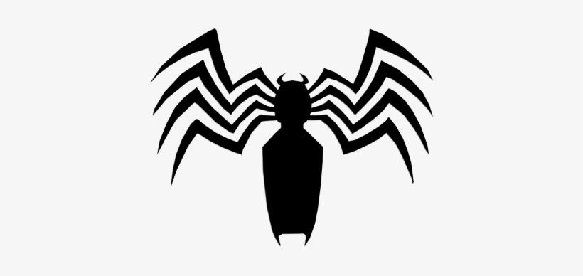 Знак человека паука картинки на белом фоне