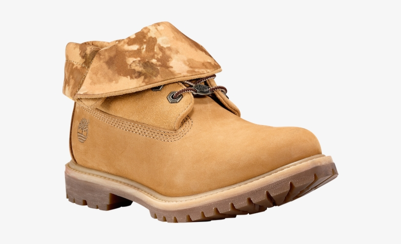 Timberland Womens Authentic Roll Top