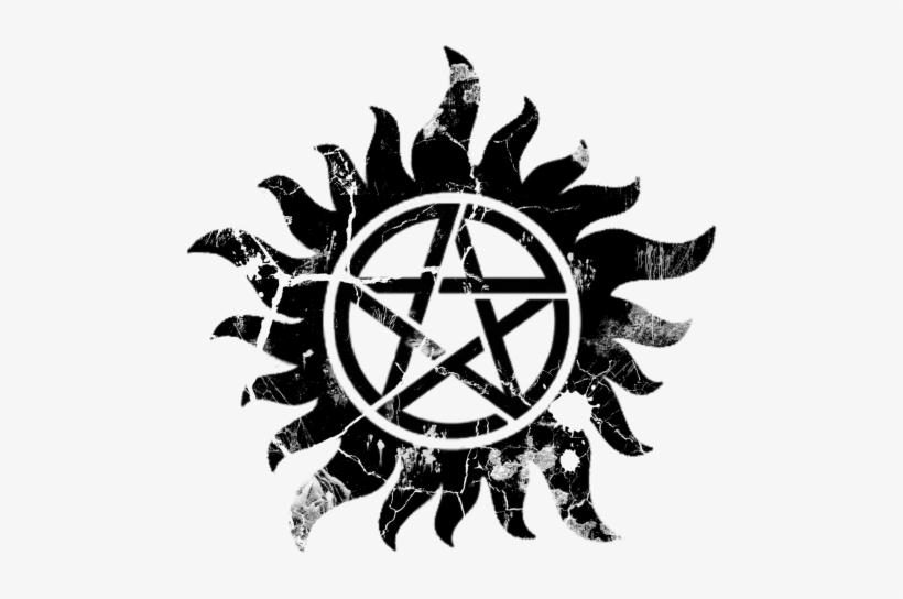Supernatural Anti Possession Symbol Tumblr - Tattoo Do Dean
