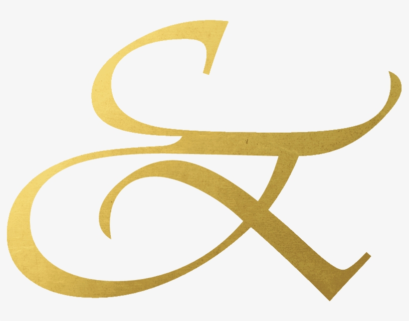 Fancy Ampersand Png - Ampersand - 791x564 PNG Download - PNGkit