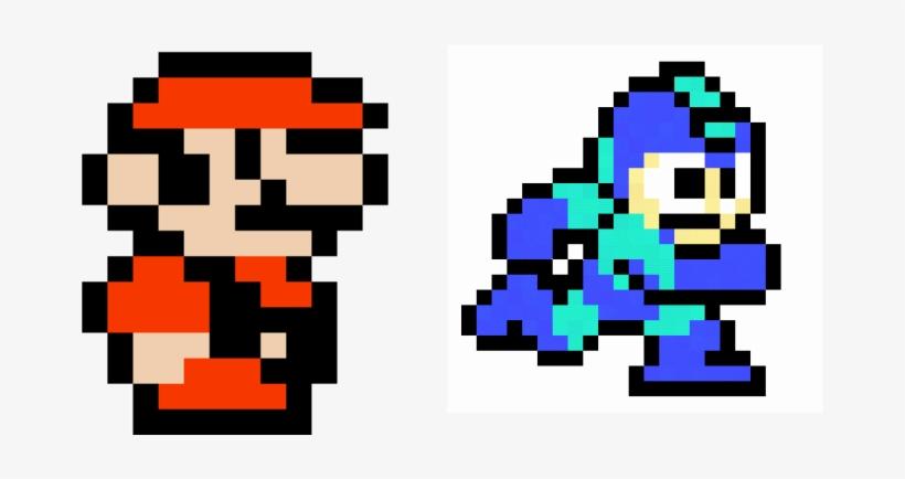 Here Are Some 8 Bit Super Mario Bros 3 Mario 8 Bit 719x372 Png