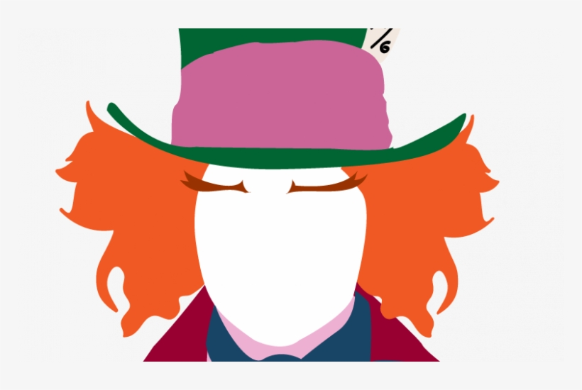 5 Things You Didn T Know Mad Hatter Clipart 770x470 Png Download Pngkit