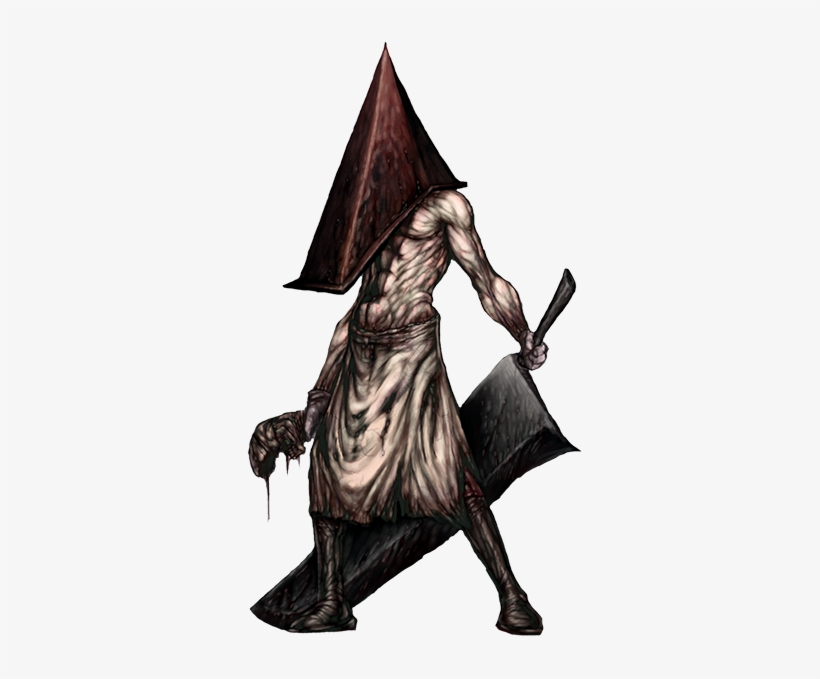 What If Instead Of A Terrifying Representation Of Pyramid Head