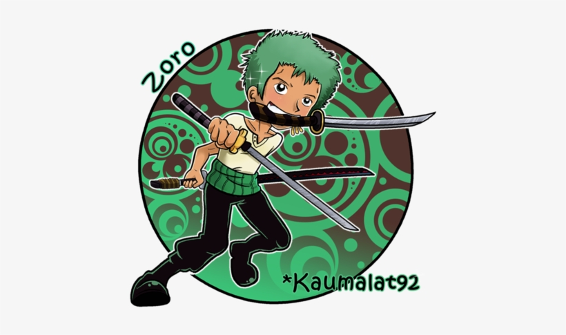 One Piece Wallpaper Entitled Zoro Hinh Zoro Png 500x467 Png Download Pngkit
