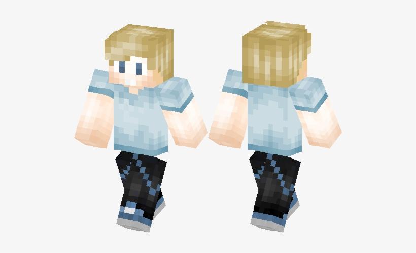 Cool Blond Hair Boy Minecraft Blond Boy Skin 528x418 Png Download Pngkit