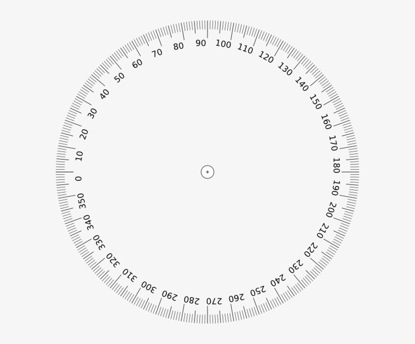 It's just a photo of Bewitching Small Printable Protractor
