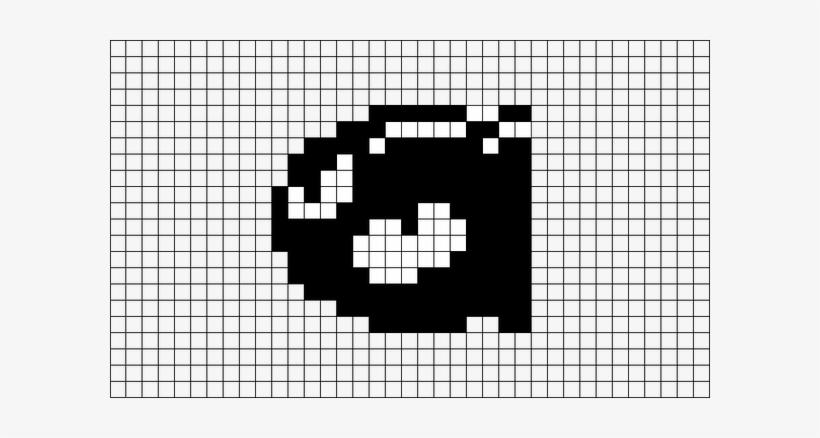 Brik Pixel Art On Twitter Mario Bullet Bill Pixel Art 600x358