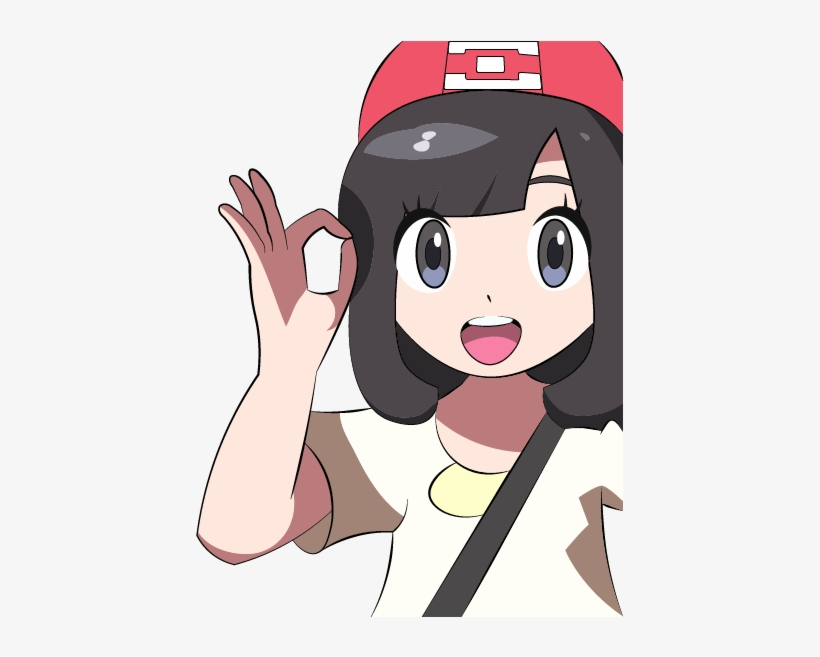 Trainer Ok Discord Emoji Anime Emojis For Discord 468x576 Png Download Pngkit