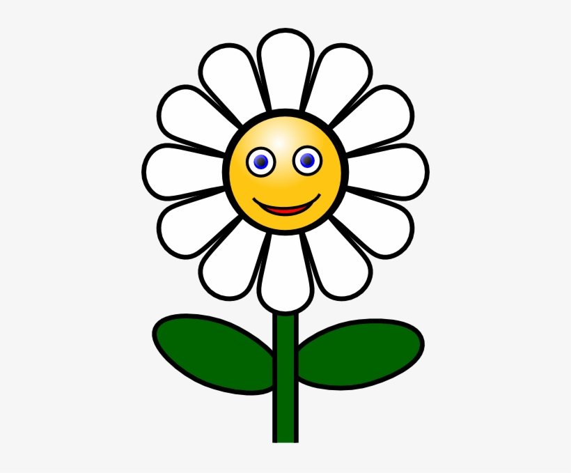 Daisy Clipart Face - Daisy Clipart - 414x599 PNG Download ...