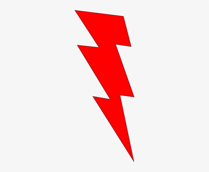 615cc9f21b2 Lightning Bolt Strike Free Vector Graphic On Pixabay - Red Lightning Bolt  Clipart