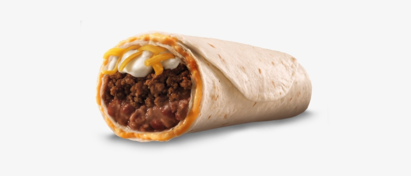 Burrito Taco Bell 5 Layer Burrito 621x493 Png Download Pngkit