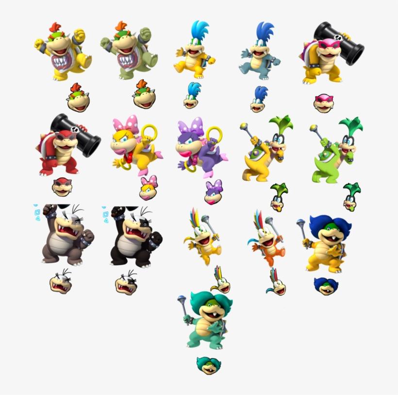 Bowser Jr Fantendo Nintendo Fanon Wiki New Super Mario Bros Wii