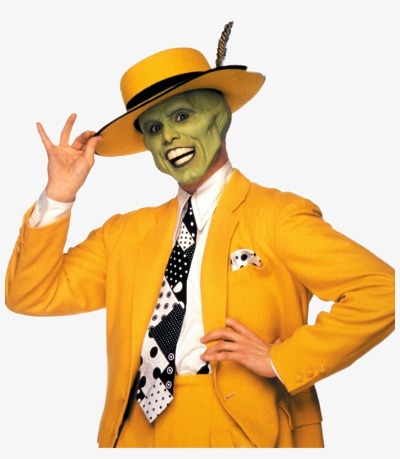 Image result for jim carrey the mask