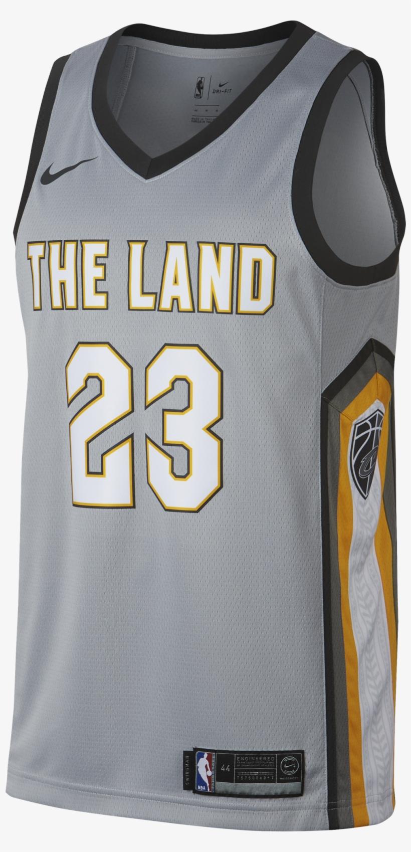 7cc4f932ca0 Nike Nba Lebron James Cleveland Cavaliers City Edition - Jordan Clarkson  Cavs Jersey