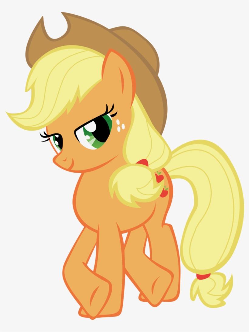 Applejack My Little Pony Apple Jack 788x1014 Png Download Pngkit