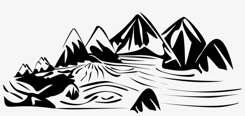 river vector black and white rivers clipart black and white 2400x1082 png download pngkit river vector black and white rivers