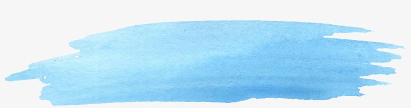 23 Blue Watercolor Brush Stroke Png Transparent Vol Sea 1272x274 Png Download Pngkit