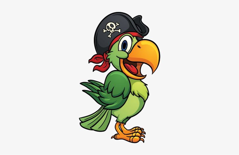 Pirate Parrot Png - 600x600 PNG Download - PNGkit
