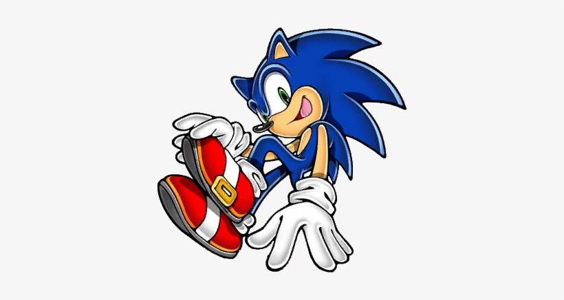 Sonic Adventure Dx Early Art Alternate Sonic The Hedgehog Sonic Adventure Art 362x356 Png Download Pngkit