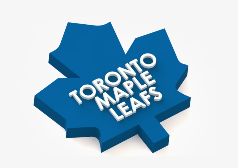 Toronto Maple Leafs Logo 3d Print Toronto Maple Leafs 667x500 Png Download Pngkit