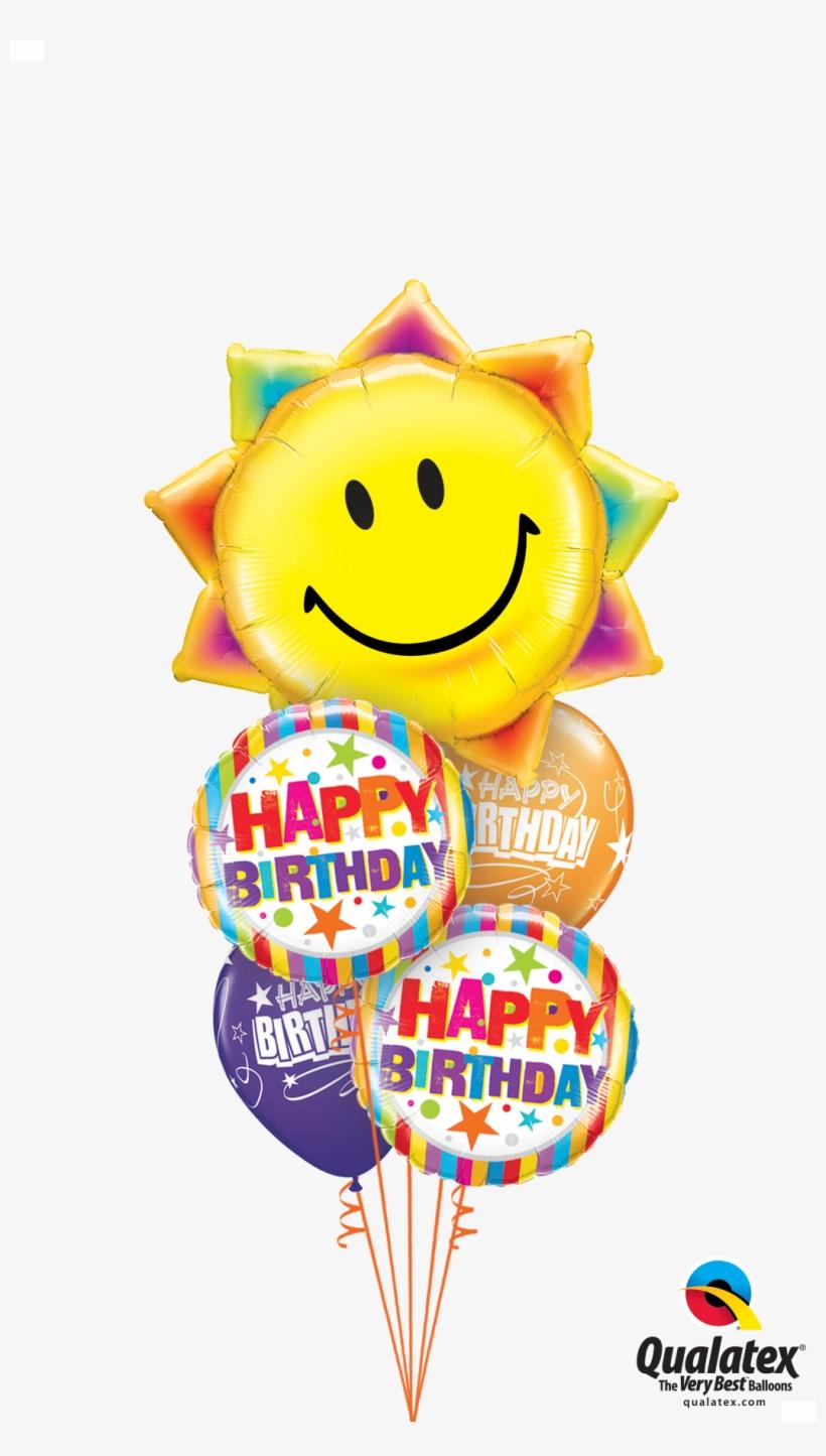 Send Happy Birthday Balloons London