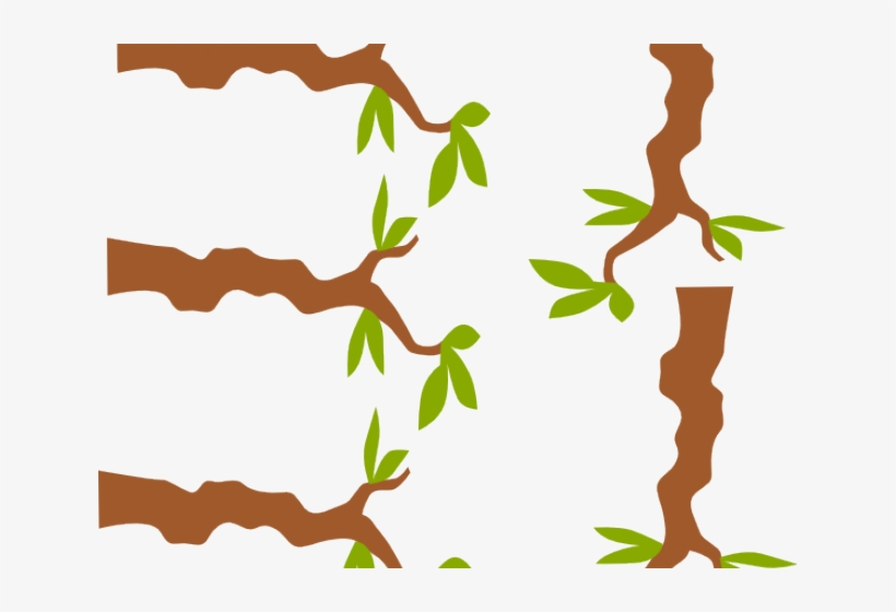 Branch Clipart Jungle Tree Branch Clip Art 640x480 Png Download
