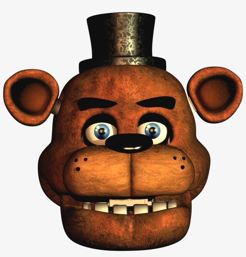 Modelclassic Freddy Fazbear - Freddy Fazbear Model