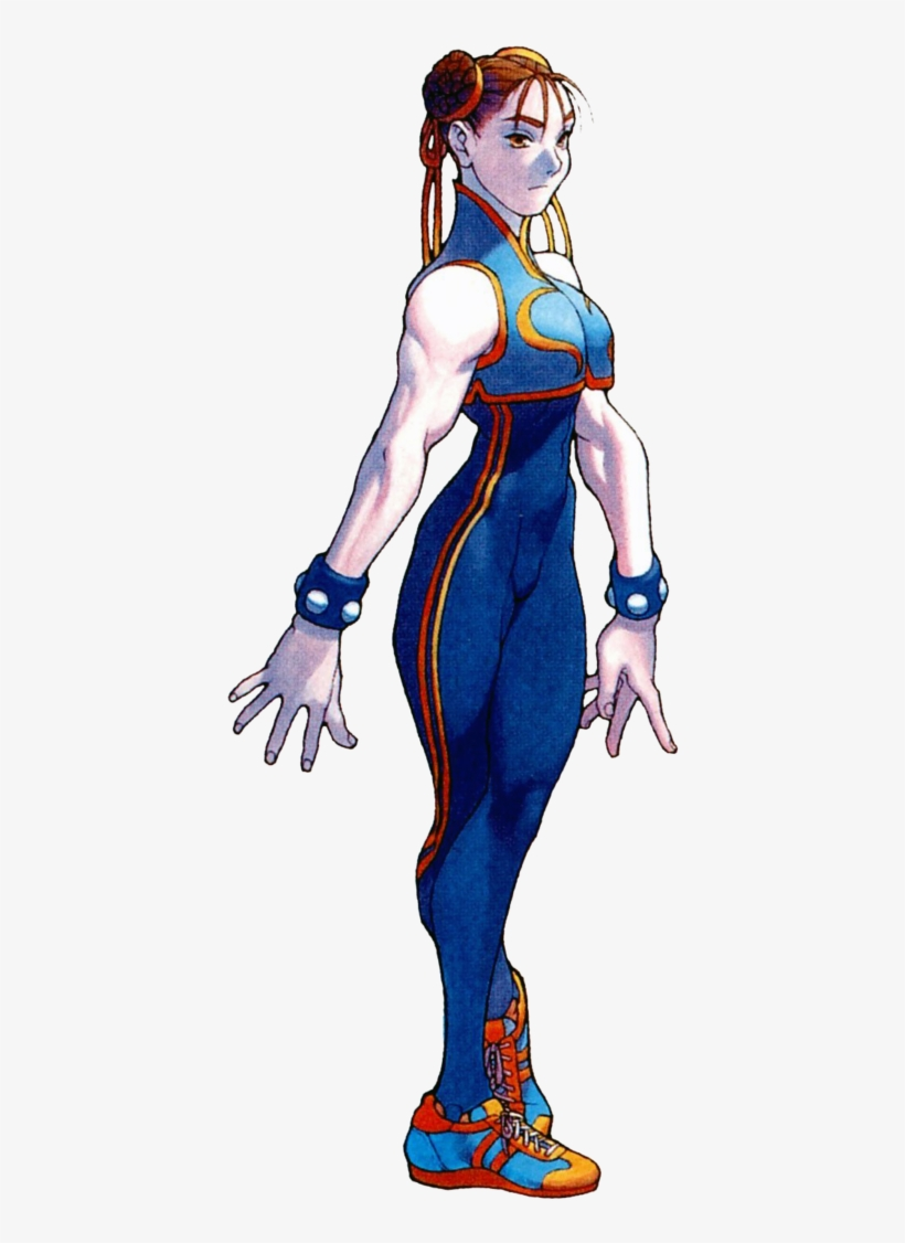 Street Fighter Alpha Chun Li By Hes6789 Street Fighter Concept
